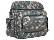 Alvin PACK-A Heritage Traveler Artist  Backpack - Forest Cam