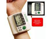 WrisTech 82-3649 Blood Pressure Monitor