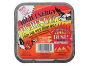 C & S Products High Energy Pure Suet Cake 10 Ounces - CS503
