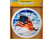 Headwind Consumer Products 840-0021 13.5 in. Dial Thermometer with Flag