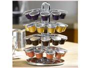 Nifty 5510 Coffee Carousel Tree for Nespresso Capsules - Chrome