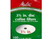 Melitta Disc Coffeemaker Filters  628354