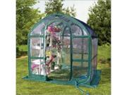 Flower House FHSP300CL SpringHouse Clear