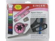 Singer 130 Piece Beginner Sewing Kit  01512
