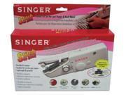 Singer Stitch Sew Quick Hand Held Sewing Machine  01663