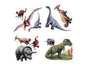 Instant Murals IMD-605 Dinosaurs Prehistoric Trex Wall Sticker Mural Set 9SIAD245CE9362