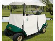 Greenline GLEW02 Greenline Drivable Universal 2 Passenger Golf Car Enclosure- White
