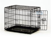 "Precision Pet Products Provalu Crate 48"" 6000, Black - 1125-11246"