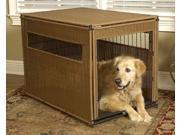 Solvit Products 13402 Large Pet Residence, Dark Brown