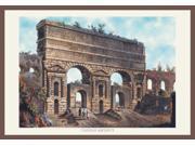 Buyenlarge 15841-7P2030 Claudian Aqueduct 20x30 poster