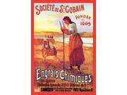 Buyenlarge 08802-8P2030 Societe de St. Gobain 20x30 poster