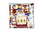 New Image Concepts 1020 Cowboy Kids Rodeo Ceiling Lamp Light