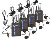 VocoPro UBP4 UHF Wireless Bodypack Microphone Set for UHF-5800-5805 and UHF-8800