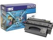 MSE 02-21-1116 Toner Cartridge (OEM # HP Q5949X,49X) 6,000 Page Yield; Black