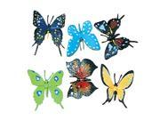 US Toy Company Butterflies (18 Packs Of 12) 9SIV06W2HT3492