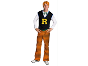 Costumes For All Occasions Ru880200 Archie Comics Archie Std 9SIA00Y0HN7167