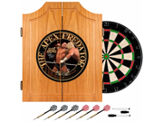 Trademark Poker WWE7000-RO WWE Randy Orton Dart Cabinet Set