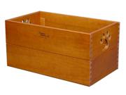 Dynamic Accents 42138 Pet Toy Box - Artisan Bronze