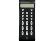 Jasco 45633 Z-Wave LCD Remote Control with Blue Backlit Keypad