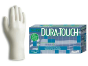 Ansell ANS 34725M Dura Touch Economy Vinyl Gloves Large