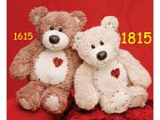 First & Main 1815 Tender Teddy Cream