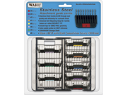 WAHL 008WA-3390-100 Wahl Attachment Combs For Detachable Blades, Set of 8