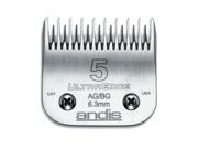 ANDIS 008AND-64079 Andis No. 5 AG-BG UltraEdge Skip Tooth Blade - No. 64079
