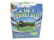 Marshall Pet Products Marshall 2 In 1 Ferret Bed Assorted FP 367