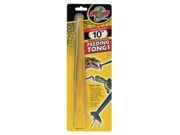 Zoo Med Laboratories Stainless Steel Feeding Tongs 10 Inch TA 21