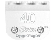 Oster Corporation - Oster A5 Blade Set No. 40- Silver - 78919-016