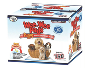 Four Paws - Wee Wee Pads Puppies 150 Count Bulk - 100202091-01641