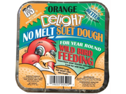 C And S Products Co Inc P Orange Delight Suet Orange 11.75 Ounce CS12529