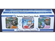 Pine Tree Farms Inc - 3 Flavor Suet Pack- Assorted 12 Pack - VP6200