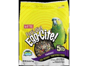 Kaytee Products Inc - Forti-diet Egg-cite- Parrot 5 Pound - 100032238
