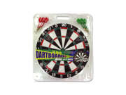 Bulk Buys Dartboard with 6 darts Case Of 4