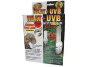 Zoo Med Laboratories Heat Uv Light Combo Pack 100 Watt 5 Uvb FSC 1