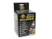 Zoo Med Laboratories - Reptile Halogen Bulb 150 Watt - HB-150