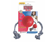 Kong Company - Kong Ball With Rope Small - KB21