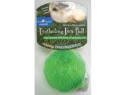 Starmark - Treat Dispensing Chew Ball- Green Medium-large - SMFBML