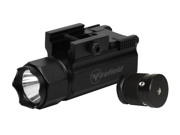 Sellmark FF13042 Firefield Interchangeable Tactical Flashlight and Green Laser Pistol Kit