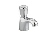 Metering Faucet, Single Push Handle