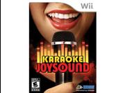 Konami 25126 Karaoke Joysound Bundle Wii