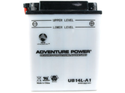 Universal Power UB14L-A1 Conventional 12 Volt Battery
