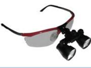 LW Scientific LPM-P25F-3407 Premium Loupes Galilean 2.5X - 340mm WD with Glasses