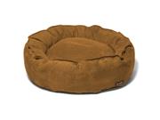 Big Shrimpy Team 5394 Nest Small Bed Saddle Suede