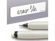 Jokari-US 48044 Erasable Magnet Labels Starter Kit- 5 labels