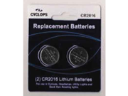 GSM BAT-1 Replacement Batteries, 2-Pack