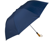 Haas-Jordan by Westcott 4303 58 in. Folding Golf Umbrella Navy
