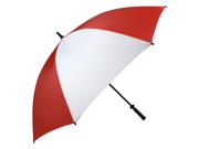Haas-Jordan by Westcott 7607 Pro-Line Umbrella Red-White