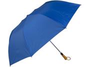 Haas-Jordan by Westcott 4310 58 in. Folding Golf Umbrella Royal